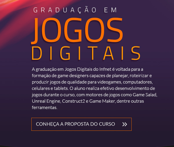 graduação em jogos digitais