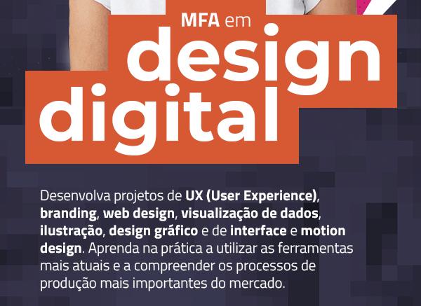 MFA em Design Digital