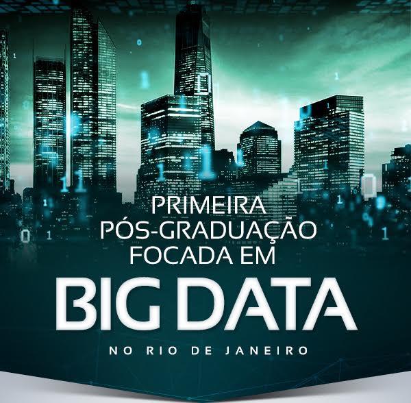 Primeira graduação em big data