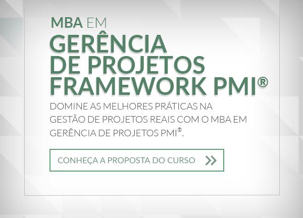 MBA em gerência de projetos