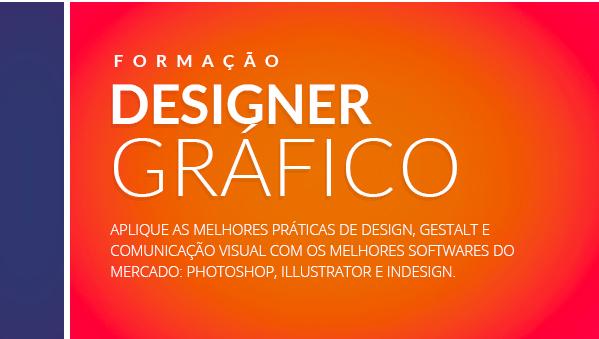 formação designer gráfico