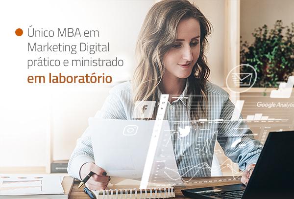 ÚNICO MBA EM MARKETING DIGITAL