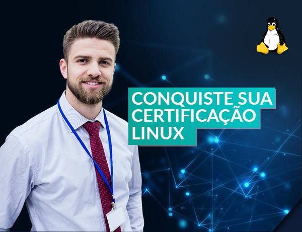 Conquiste sua certificação Linux  LPI  com a formação do Infnet Training
