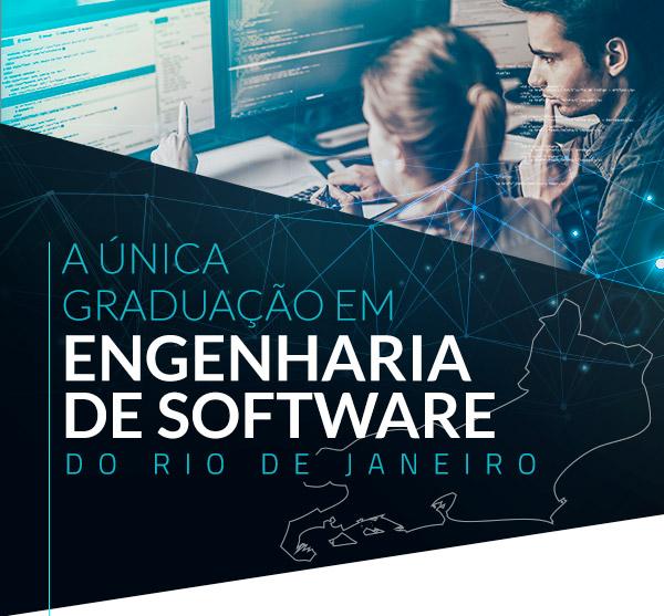 A ÚNICA GRADUAÇÃO DE ENGENHARIA DE SOFTWARE