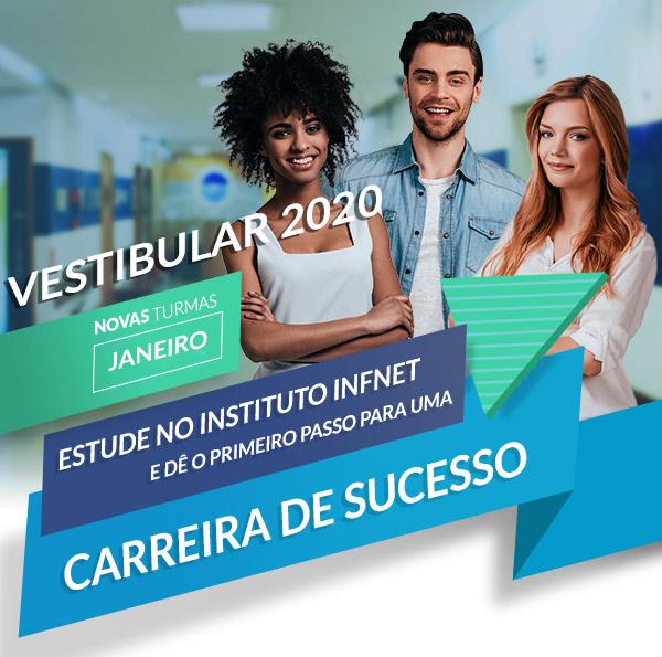 Dê o primeiro passo em direção a uma carreira de sucesso, venha estudar no Infnet. Novas Turmas. Inscreva-se
