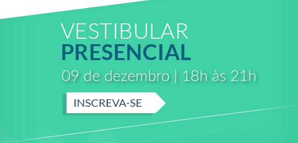 Vestibular Presencial e Online:Inscreva-se.