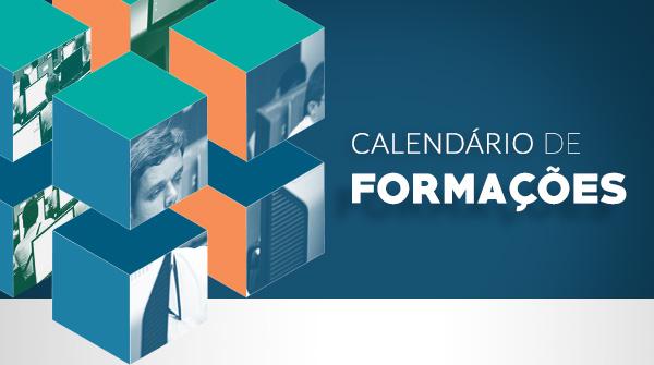 Calendário de Formações
