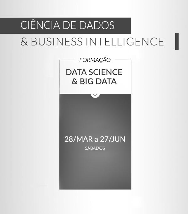 Ciência de dados e Business Intelligence