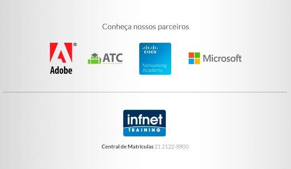 Parceiros Infnet Training Central de Matrículas 21 2122 8800